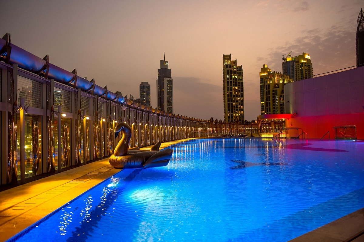3 must visit attractions of dubai is yours on the list for Pool design dubai