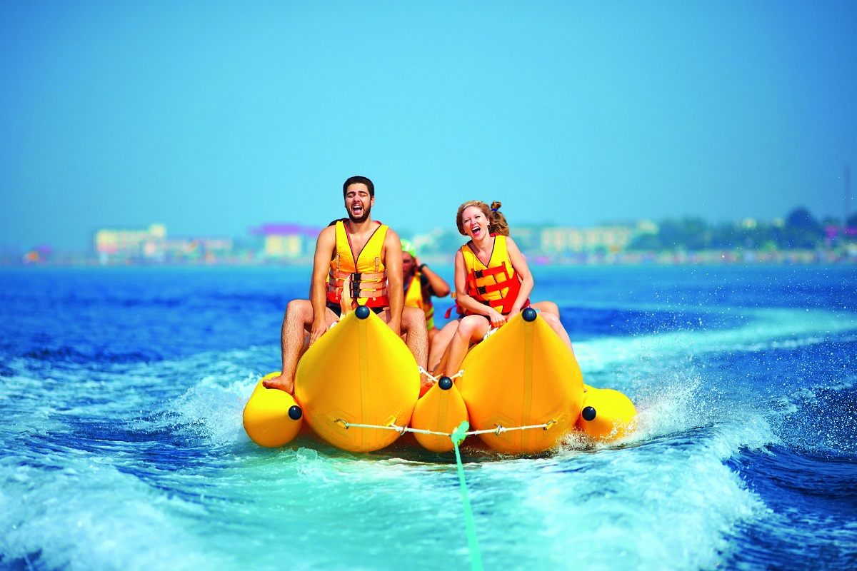 Top 5 Water Sports That Even Non Swimmers Can Enjoy In Dubai