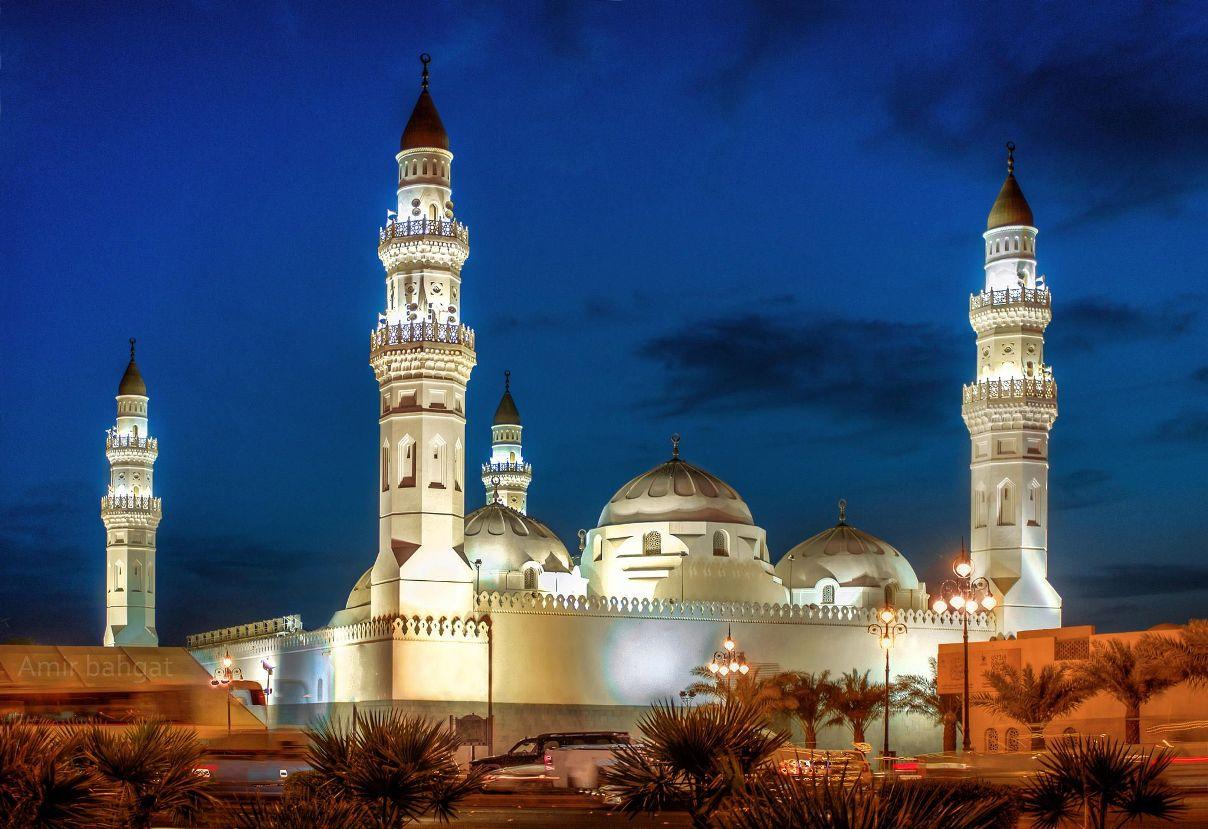 Картинки по запросу صور مسجد قباء