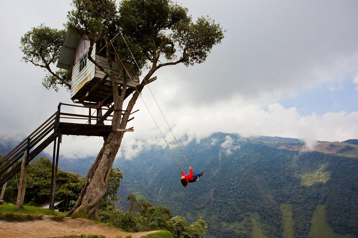 10 best swings of the world that are insanely pretty - Fotos banos ...