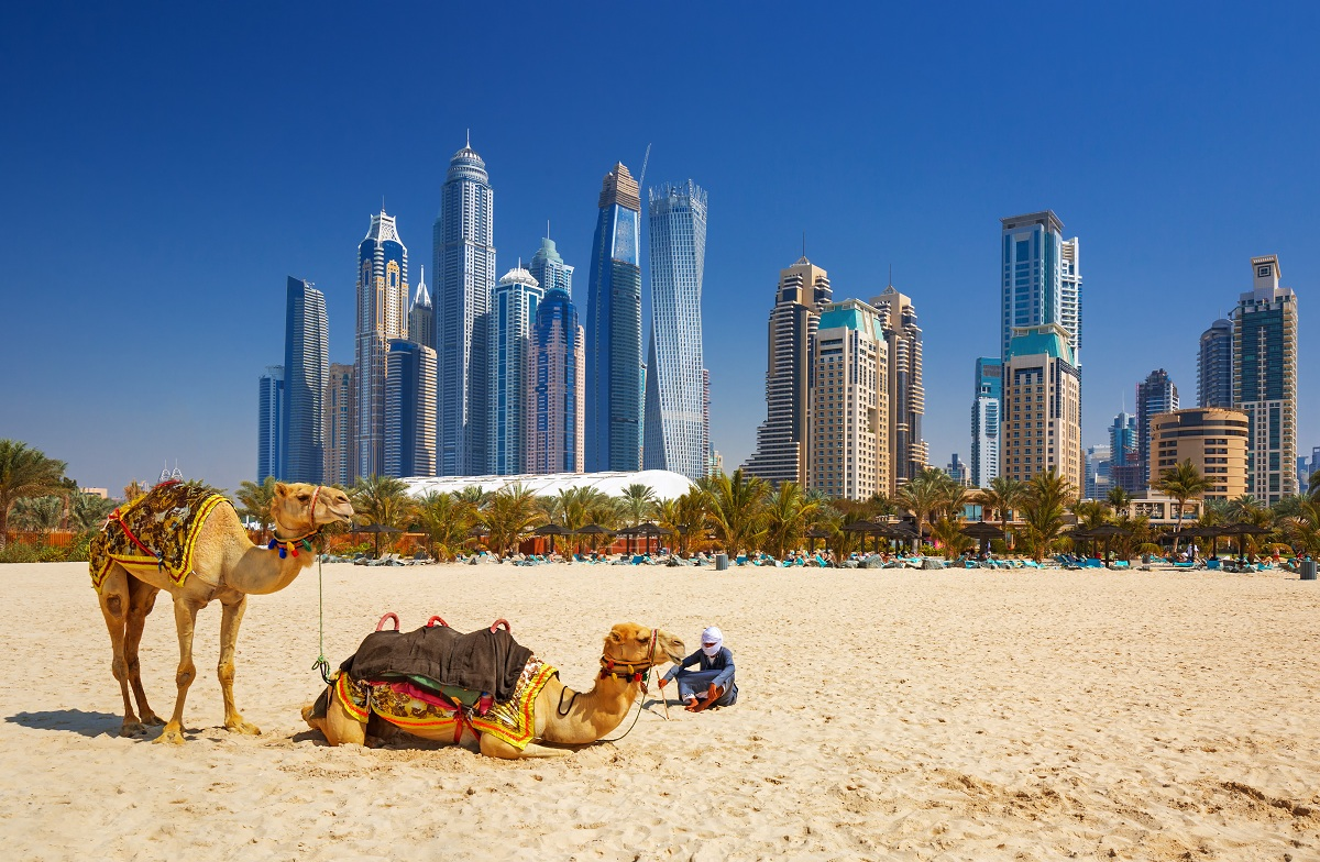 Dubai Attractions - the charm of the East