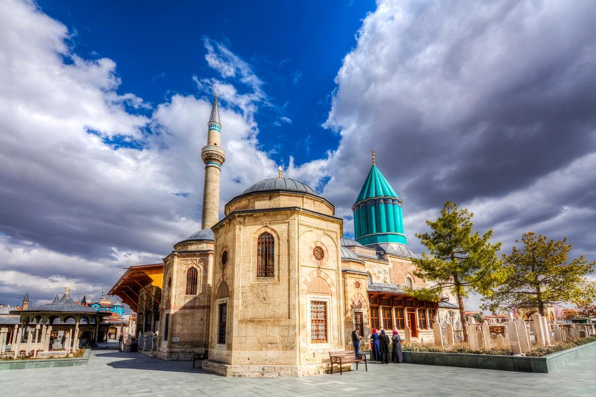 Feel The Real Pulse Of The Turkish City Konya