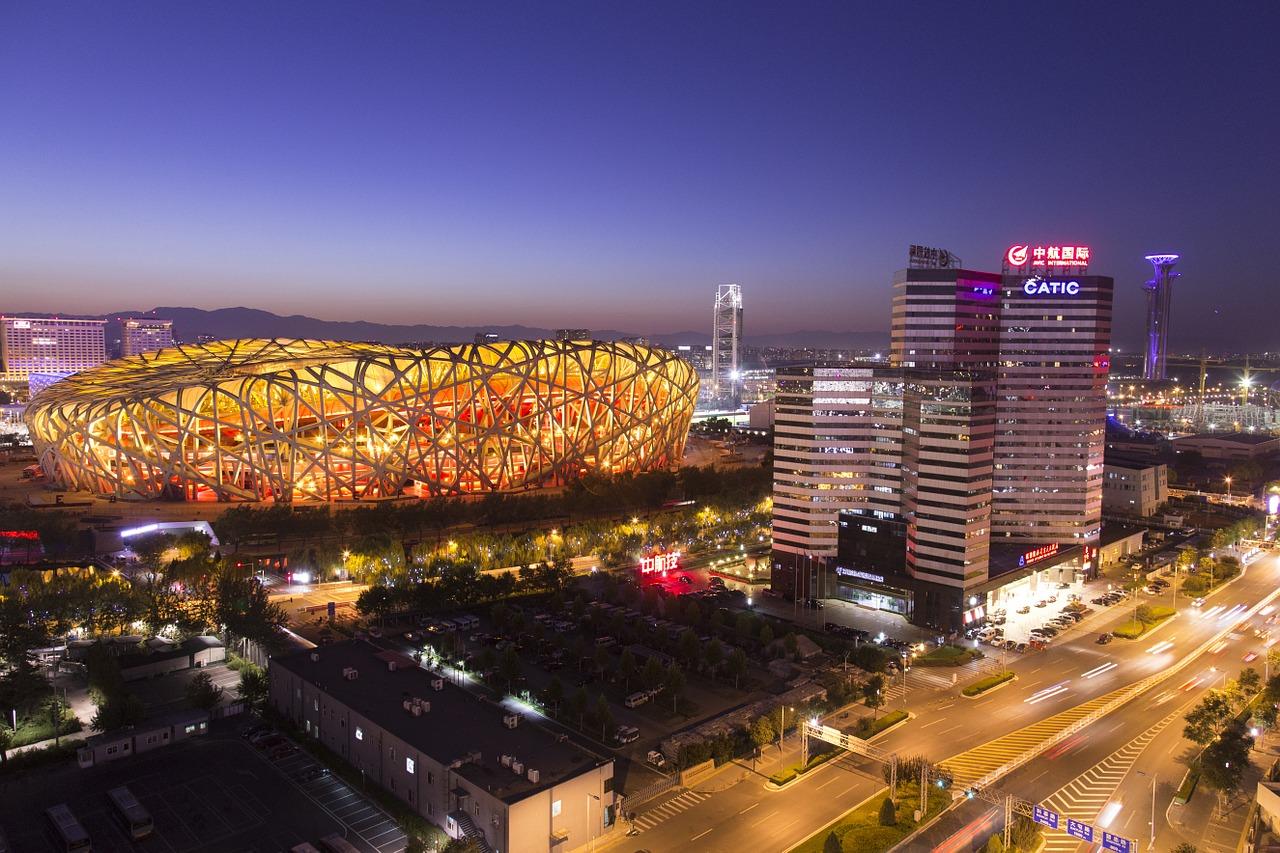 Картинки из пекина