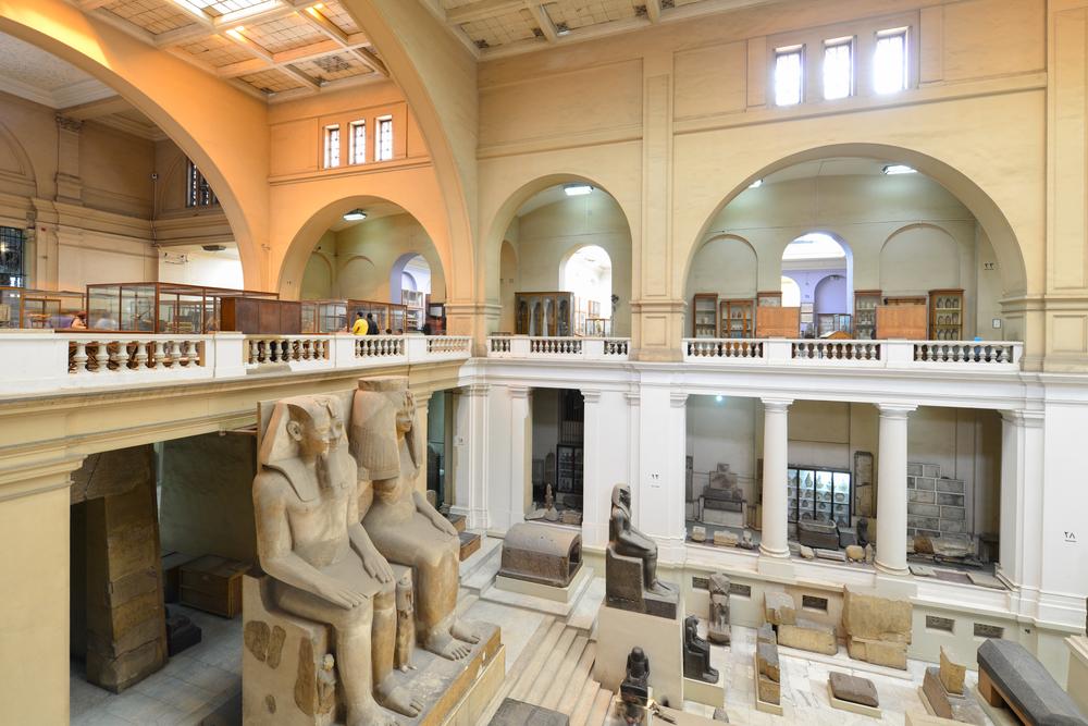 لمحبي التاريخ والأثار العريقة... ٥ من أشهر متاحف القاهرة... تعرفوا عليها معنا
