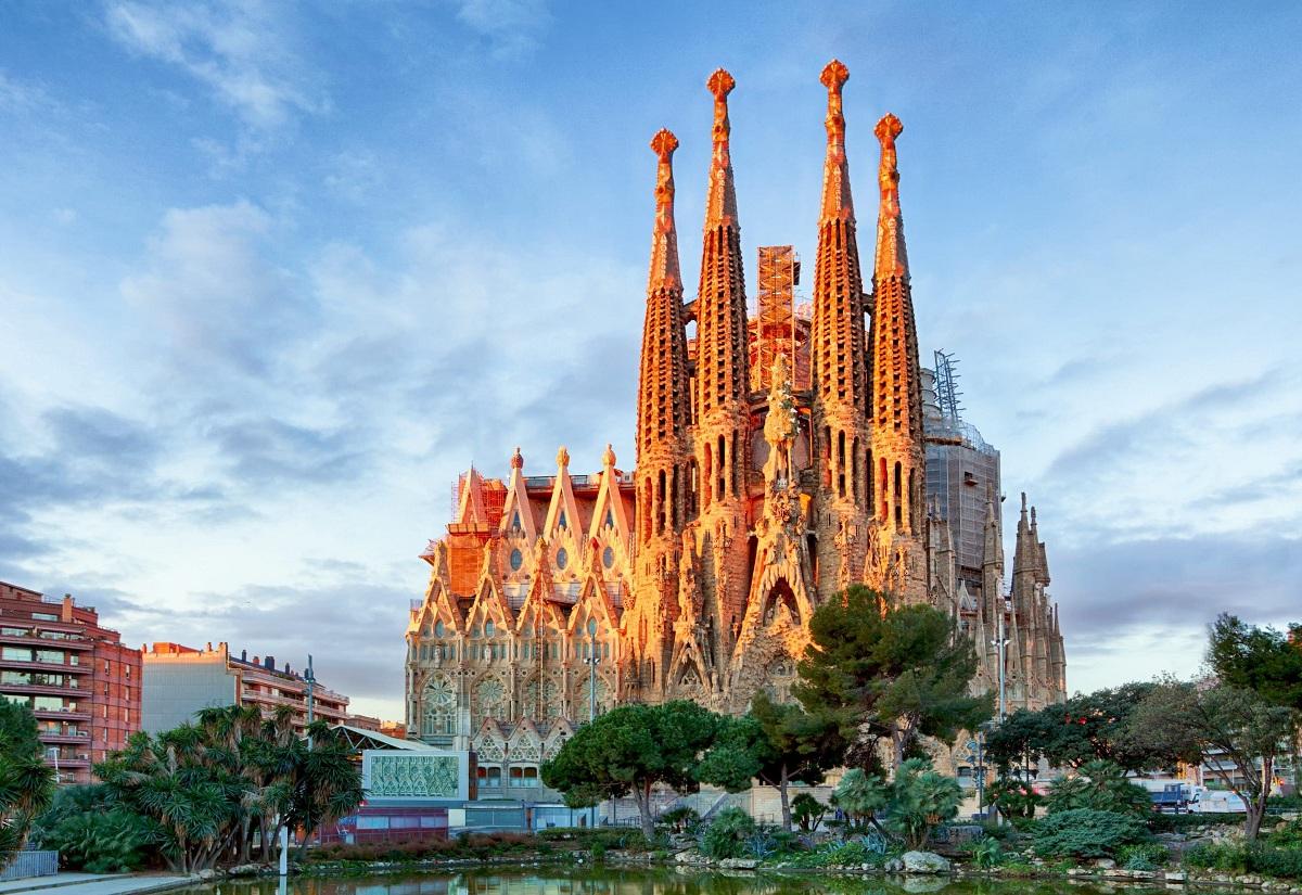 All About La Sagrada Familia